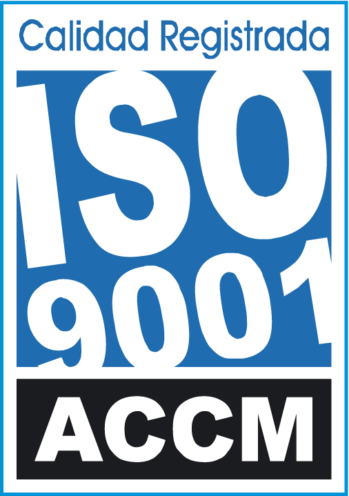 Logo 9001 ACCM